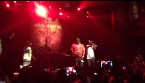 Video: G-Unit - Real Quick (Live in New York City)